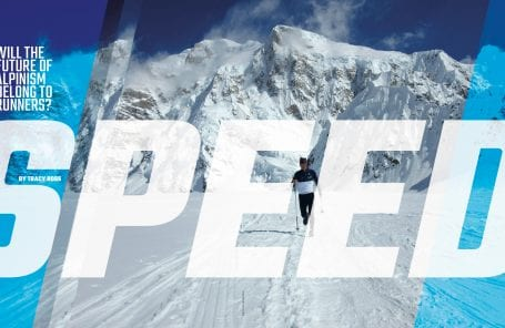 Speed: Will The Future of Alpinism Belong To Runners?