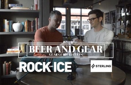 Beer and Gear, Ep. 17 | Sterling Quest Rope