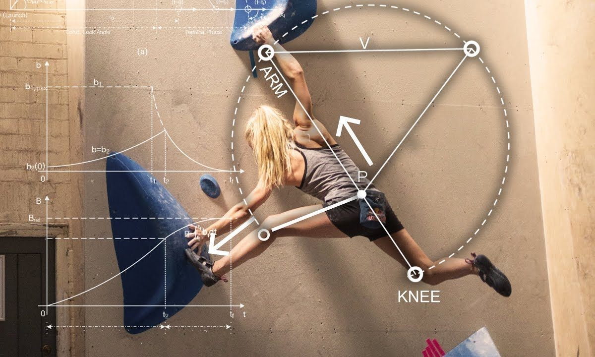VIDEO: What Happens To Your Body When You Climb, with Shauna Coxsey