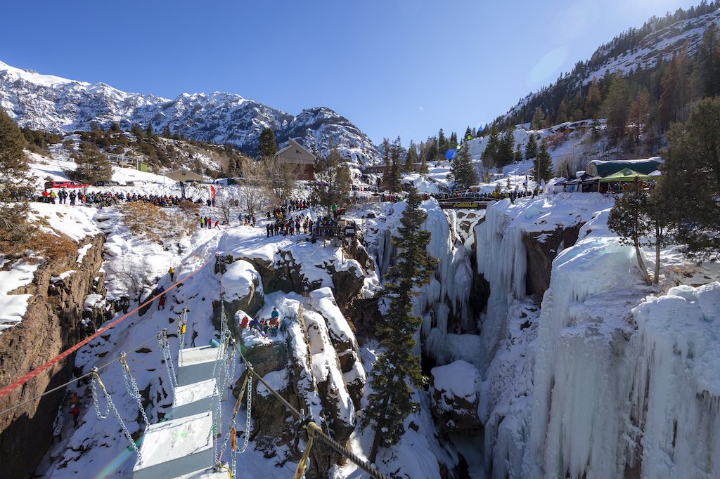 25th Annual Ouray Ice Festival and the Russian Invasion - Rock and Ice
