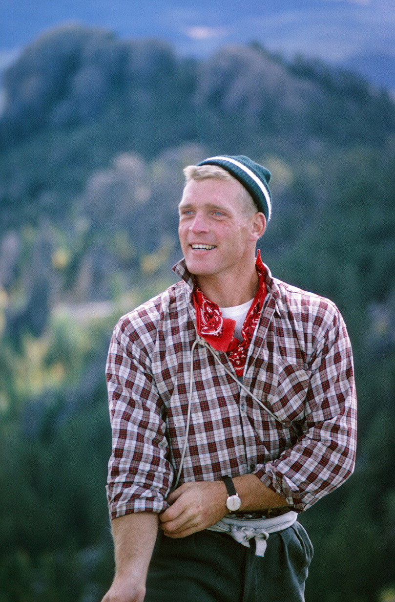 Tribute to John Evans: Mountaineer, Climber, Mentor, and Friend