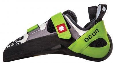 Ocun Jett QC climbing shoe.
