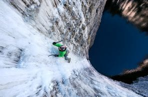 Gone Tomorrow: Kentucky Ice Climbing