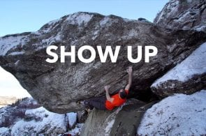 Dave MacLeod: Show Up