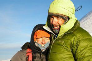 Carla Pérez: Everest and K2, no O's