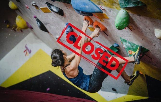 Climbing Hits The Wall: What COVID-19 Means For our Sport