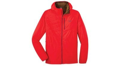 Outdoor Research Refuge Air Hooded Jacket.