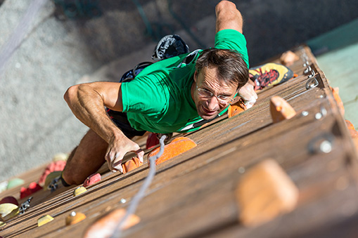 Dr. J provides tips for climbers over 50 to keep crushing.