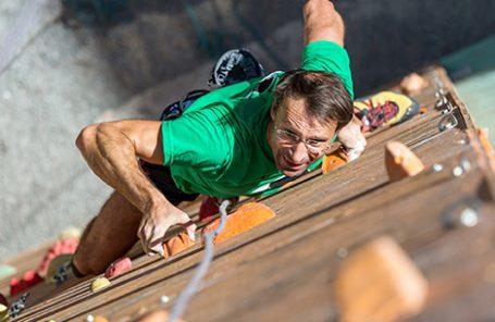 Dr. J's Secrets for Climbing Past 50