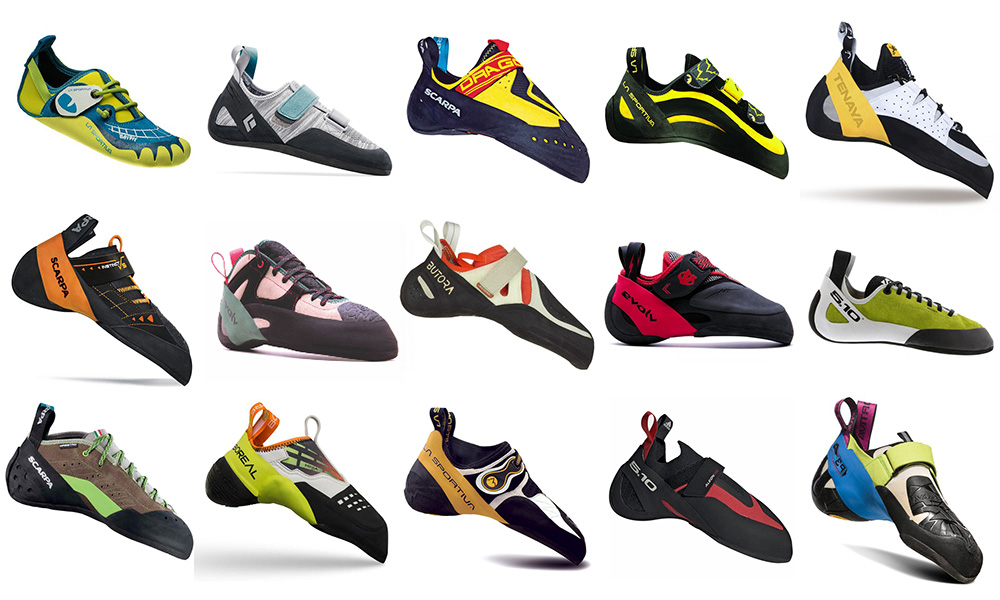 The Best Climbing Shoes We've Used