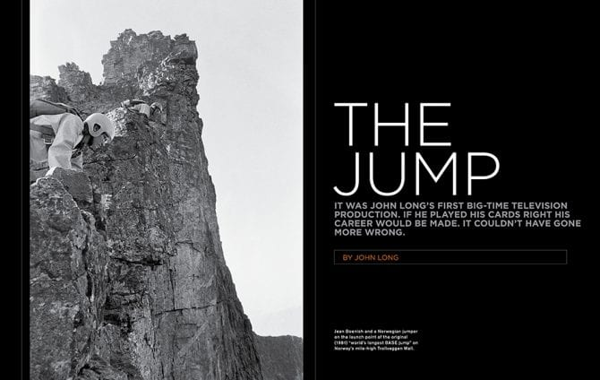 John Long: The Jump | Ascent