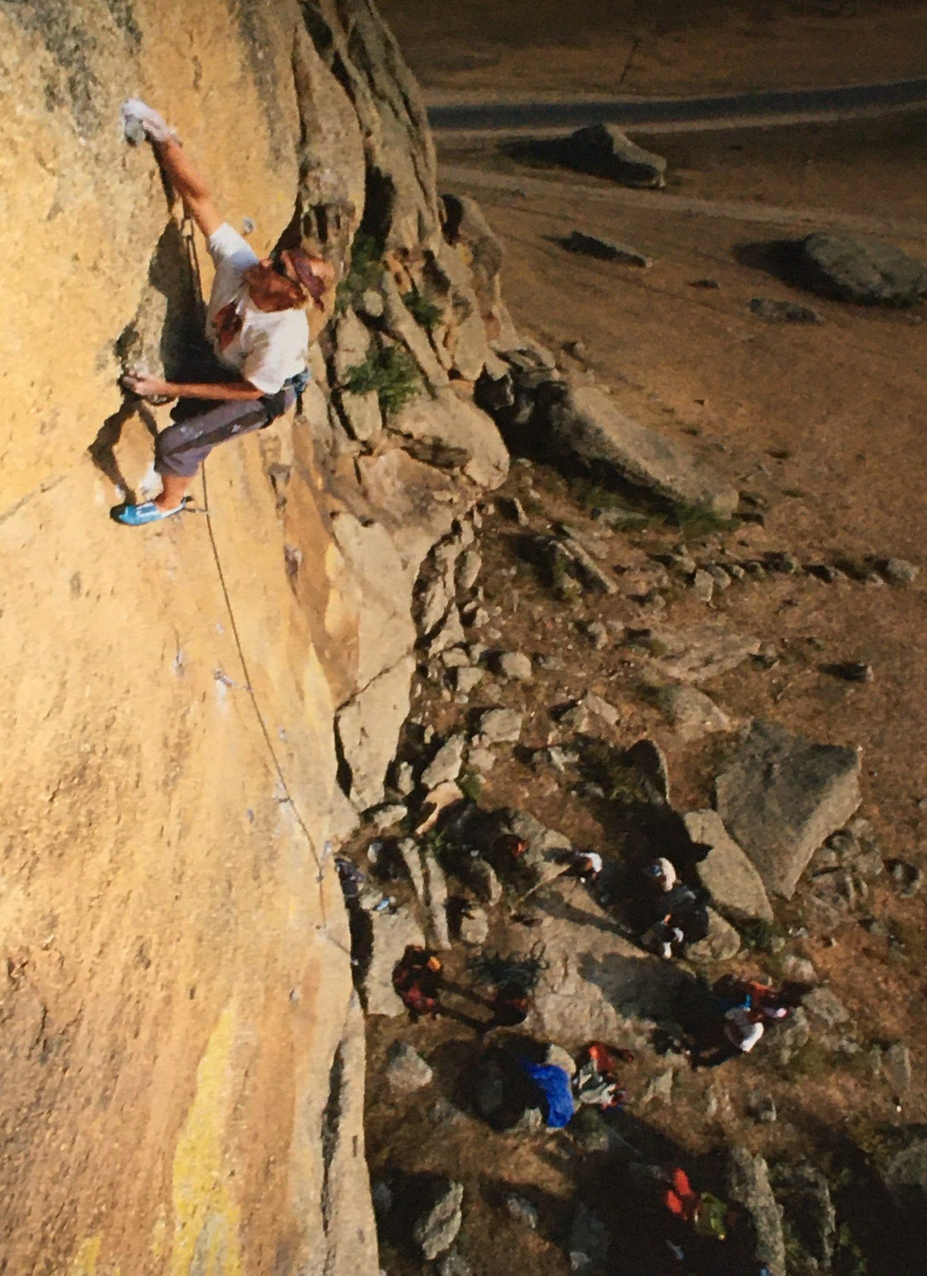mongolia climbing