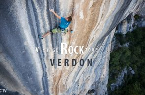Seb Bouin Takes On The Hardest Most Exposed Routes In Verdon