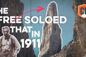 The Man Who Free Soloed The