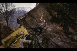 Stone Spirit: Daniel Woods and Matty Hong Bouldering in Ticino