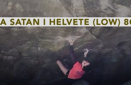 Oriane Bertone, 15 Years Old, Climbs V15 First Ascent! [With Video!]