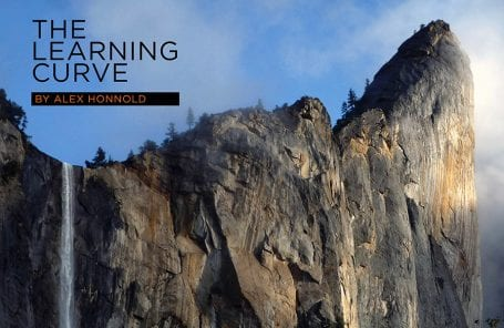 Alex Honnold: The Learning Curve | Ascent