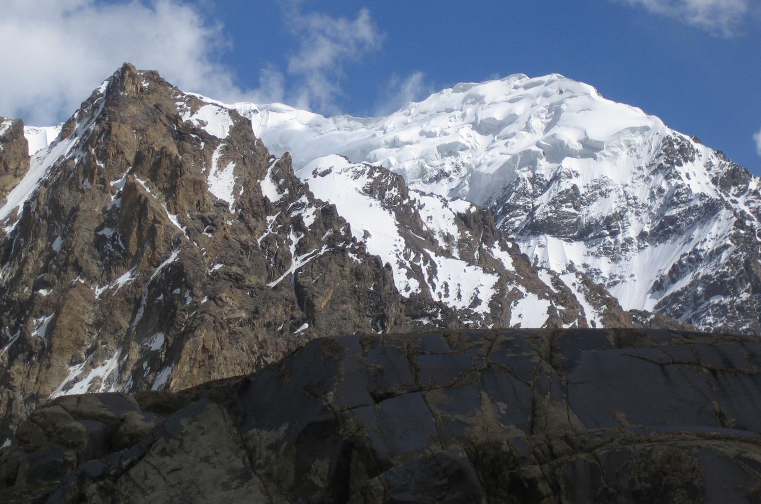 Koh-e-Maghrebi, Wakhan Corridor, Afghanistan.