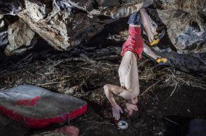Adam Ondra's First Ascent of New V16,
