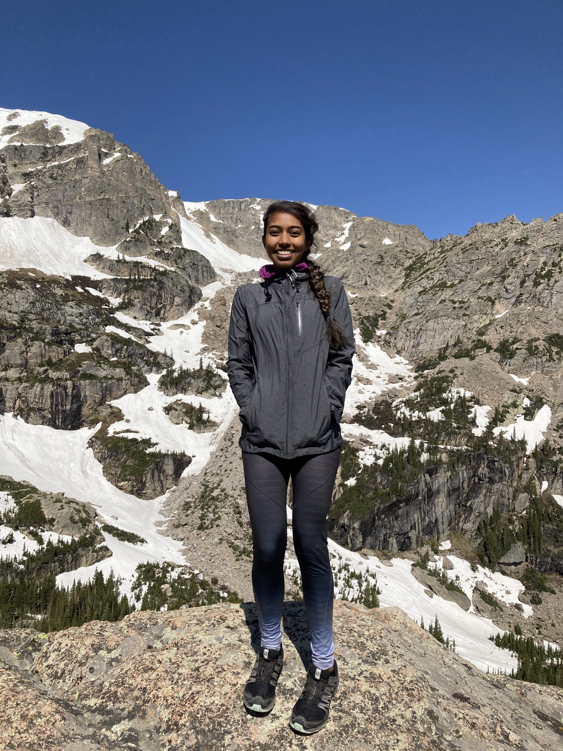 Humsini Acharya writes about the problem of representation in climbing, and how as a young Indian American there weren't climbers that looked like her to look up to.
