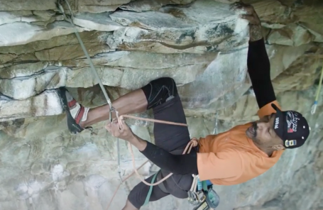 Ikigai: Enter the Climbing-Verse, Delve into a Black Climber's Passion for Being