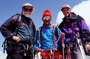 Forgotten First Ascents: South Face, (Exum) Minaret Peak, Iran, 1998