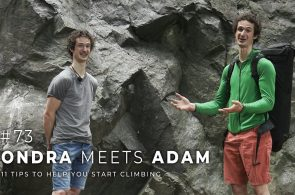 Ondra Meets Adam: 11 Tips to Help You Start Climbing