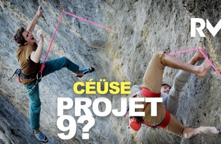 Charles Albert and Seb Bouin on Chris Sharma's Next-Level Céüse Project