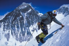 """Forgotten First Ascents: """"The Crystal Snake,"""" Nupste, Nepal, 2003"""