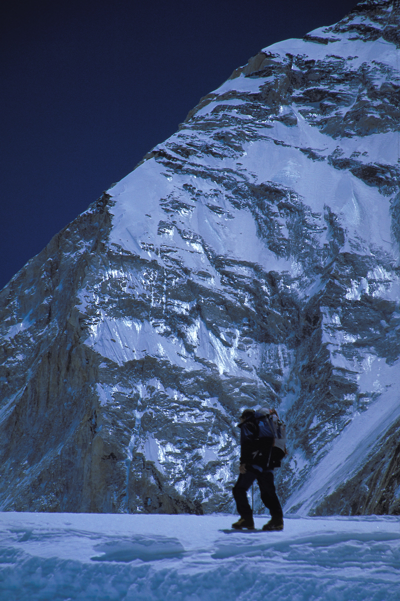 The Crystal Snake, Nuptse