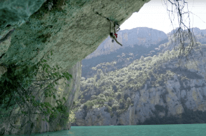 Chris Sharma on the First Ascent of