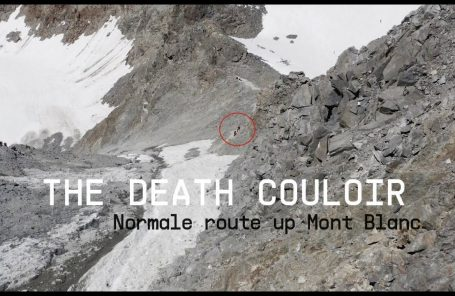 The Death Couloir: Mont Blanc's Most Dangerous Section