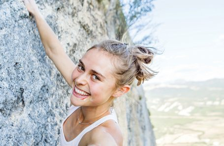 10 Tips For Taming Performance Anxiety in Climbing