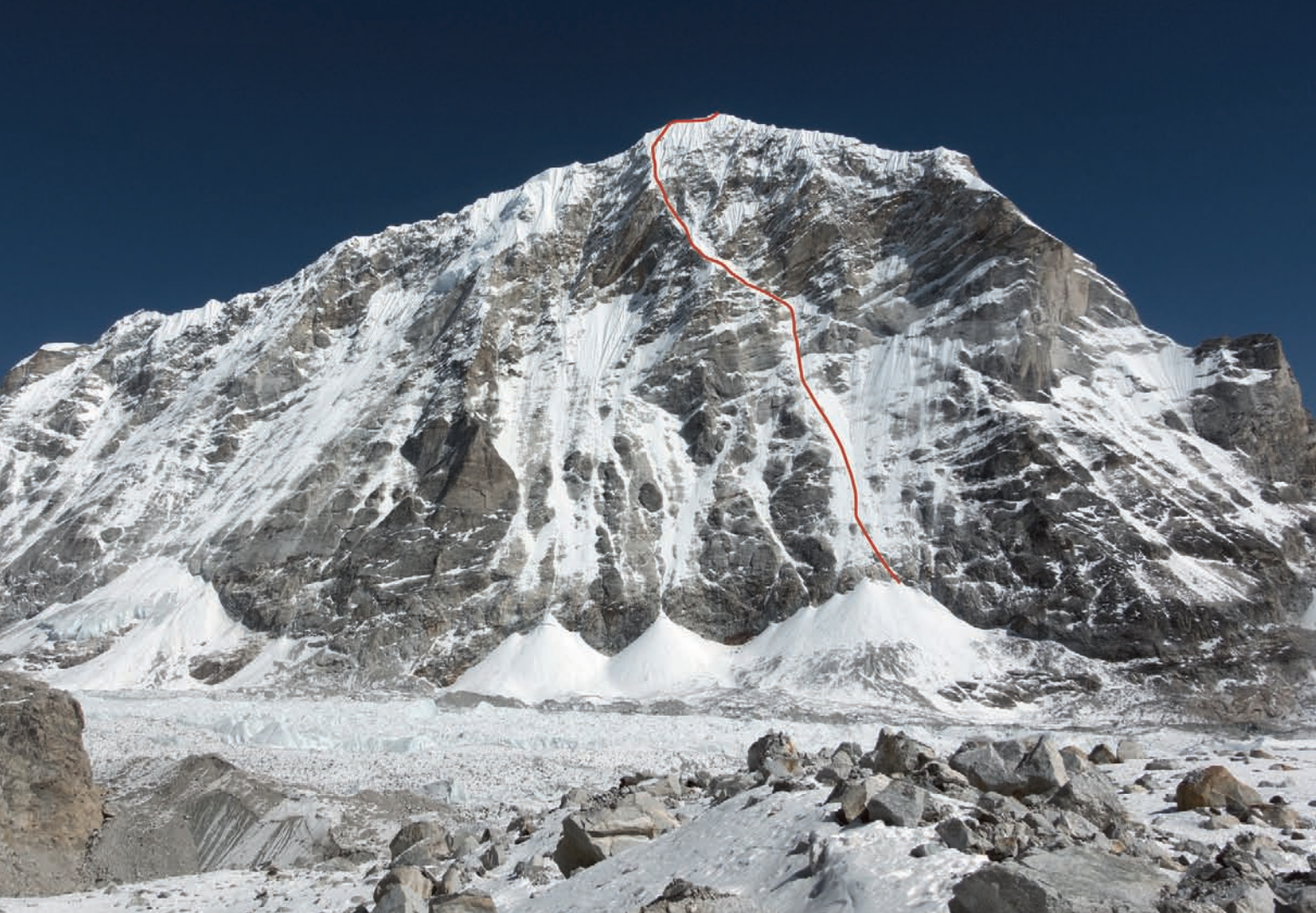 The first ascent of Tengi Rau Tau is one of the climbs that will be honored at the 2020 Piolets d'Or.