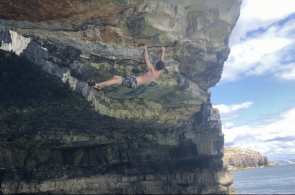 Weekend Whipper: CDWS (Chossy Deep Water Soloing)
