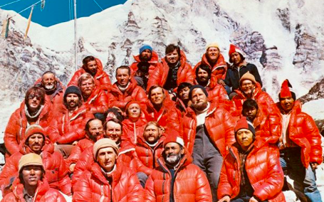 Winter 8000: The First Winter Ascent of Everest