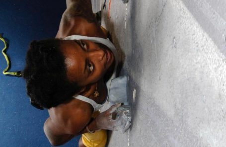 Abby Dione is the Only Queer Black Woman To Own A Climbing Gym in the U.S.—And She's Kicking Ass