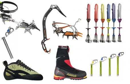 Labor Day Blowout Sale: Save Big on Climbing Shoes, Ice Tools, Cams, Ice Boots, Ice Screws and More!