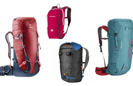 Thursday Steals: Up to 30% Off Climbing Packs from Mammut, Deuter and Ortovox