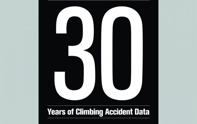 30 Years of Climbing Accident Data: An Investigative Report