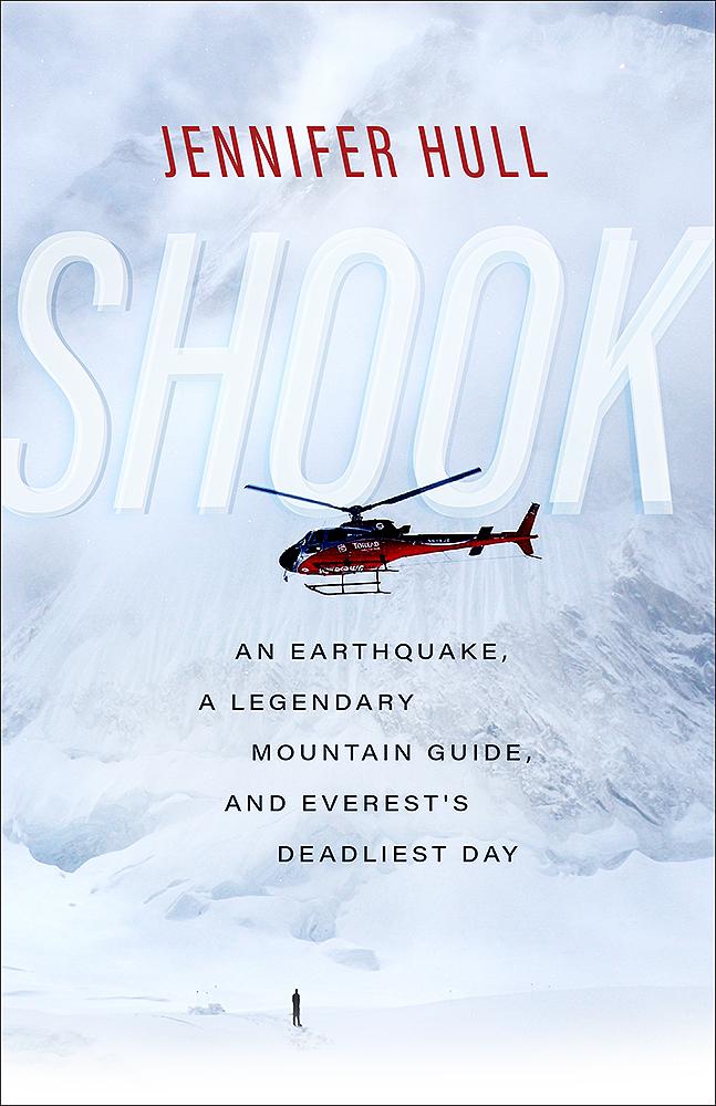 shook everest avalanche