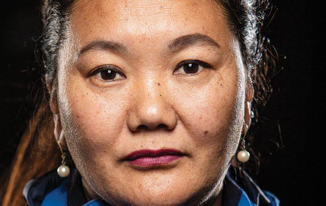 Lhakpa Sherpa: What I've Learned