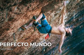 Adam Ondra's First Tries on