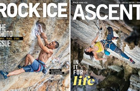 Pocket Outdoor Media acquires Rock and Ice, ASCENT, Trail Runner, and Gym Climber