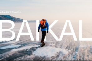 Lake Baikal - Too Cold to Climb? Dani Arnold Finds Out