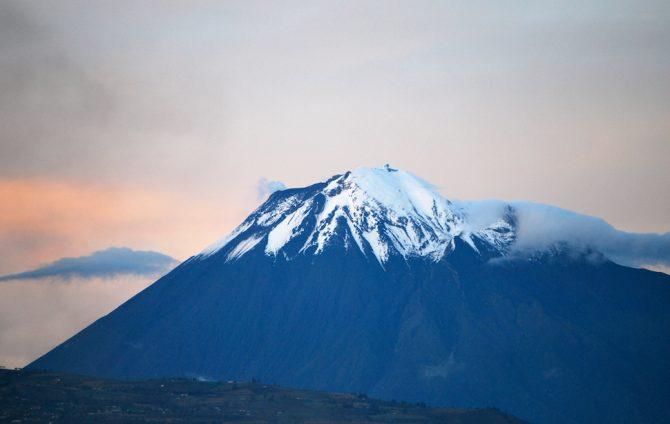The Choss Pile: Guided Nonsense on Tungurahua