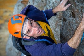Climbing With Brain Cancer: Extreme Sports Legend Trevor Ponting