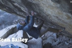 Sean Bailey - Second ascent of