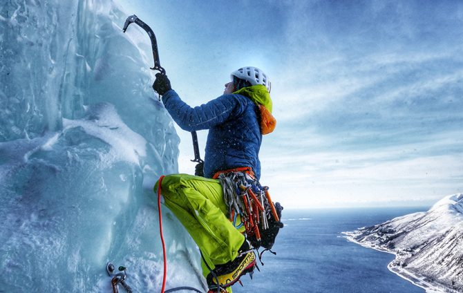 Cold Hard Clash: Battling Arctic Ice in Northern Norway