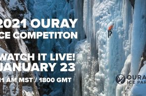 LIVESTREAM: 2021 Ouray Elite Mixed Climbing Competition FINALS